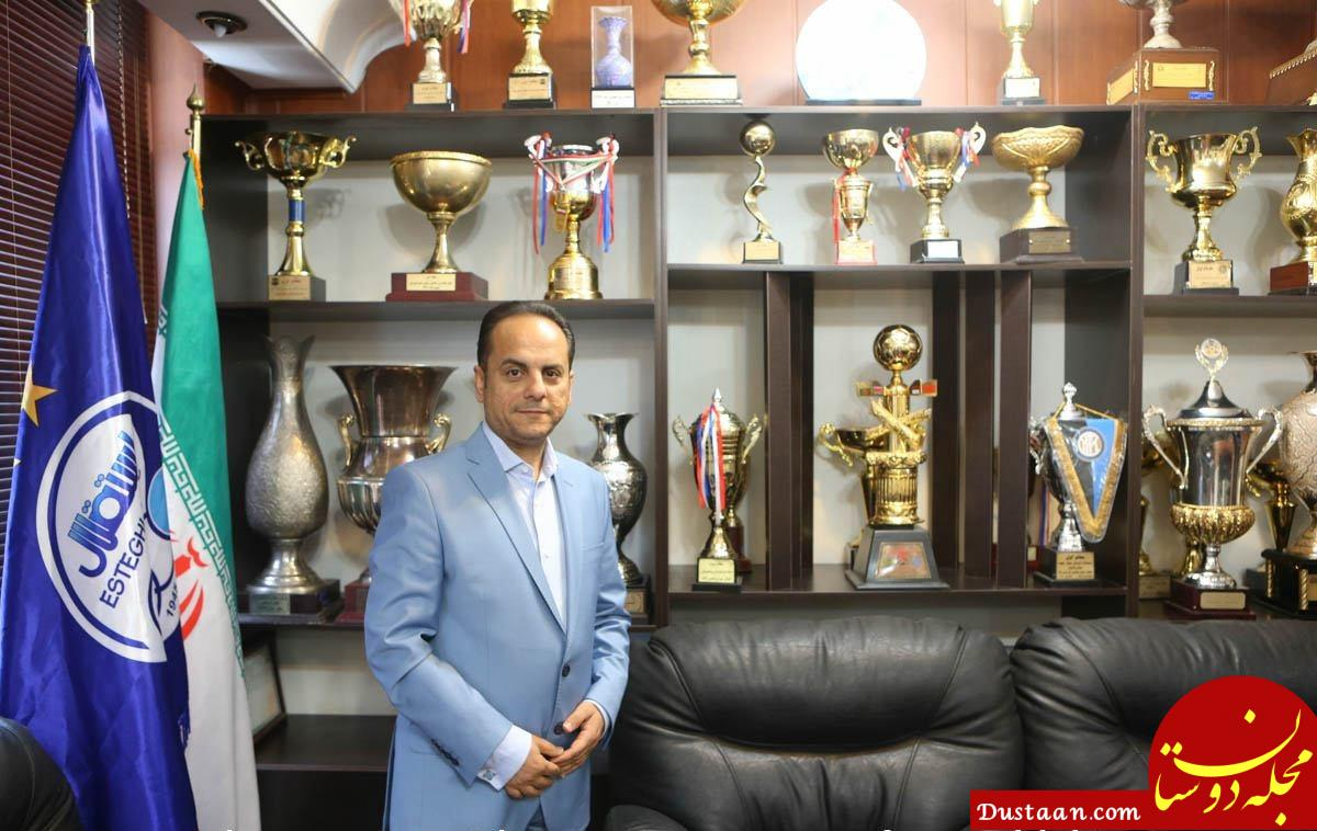 www.dustaan.com توضیحات پندار توفیقی معاون باشگاه استقلال در مورد تمدید قرارداد بازیکنان