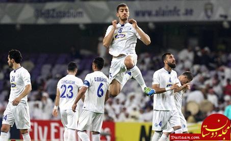 www.dustaan.com درگیری لفظی ۲ بازیکن تیم ملی سر عکس!