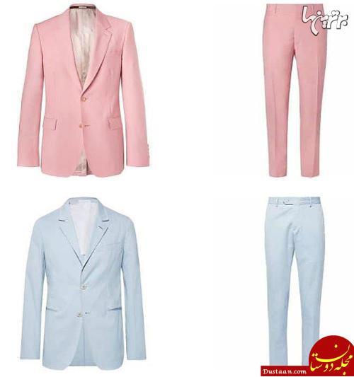 www.dustaan.com تابستان امسال چه لباسهایی برای مردان مد شده؟ +عکس