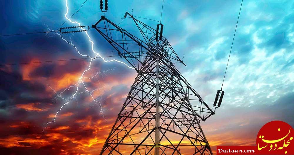 www.dustaan.com توضیحات مدیر عامل برق منطقه ای تهران درباره قطعی برق در تهران
