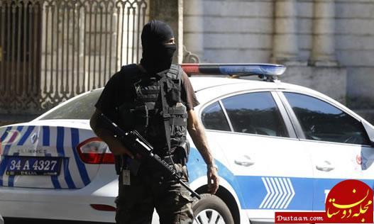www.dustaan.com یورش پلیس ترکیه برای بازداشت 346 نفر