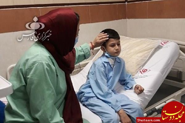 www.dustaan.com روایت دو ساعت زندگی یک کودک بدون قلب +عکس