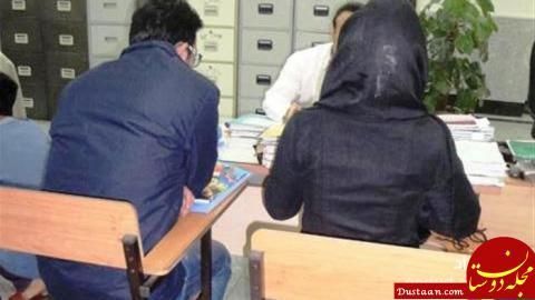 www.dustaan.com مادر فرصت طلب با خواستگار دخترش ازدواج کرد!