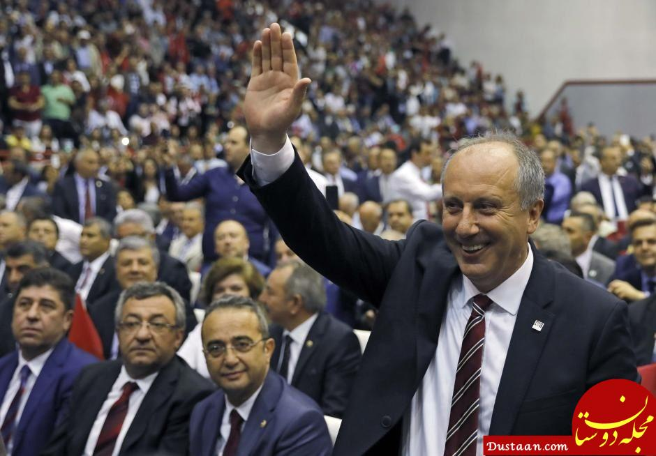 www.dustaan.com غافلگیری بزرگ در انتخابات ترکیه:  نظامیان ترکیه اینچه را به اردوغان ترجیح میدهند