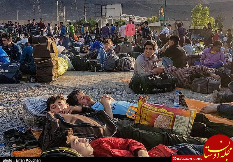 www.dustaan.com روایت دردناک یک افغانستانی از قاچاق انسان به ایران +عکس