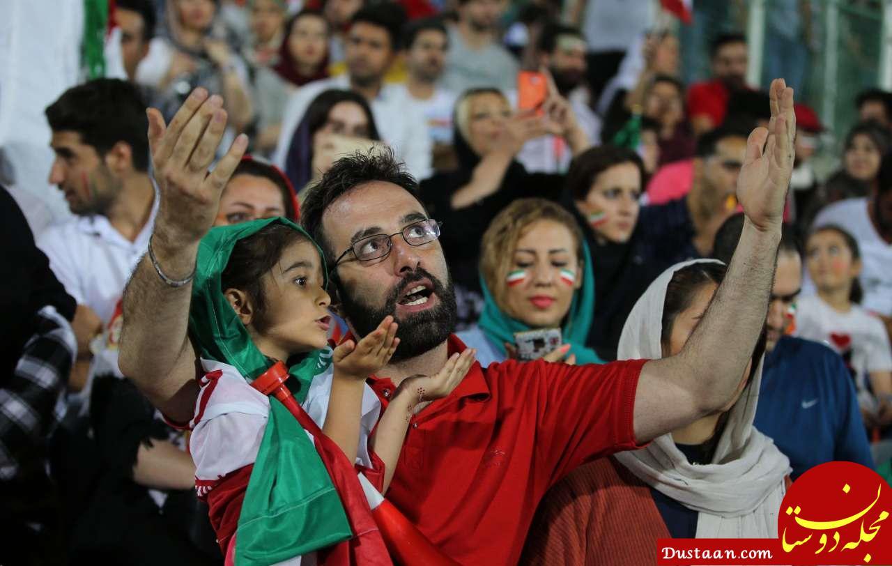 www.dustaan.com سیاوشی: مجوز تماشای خانوادگی نیمه نهایی جام جهانی در سالن 12 هزار نفری آزادی صادر شد