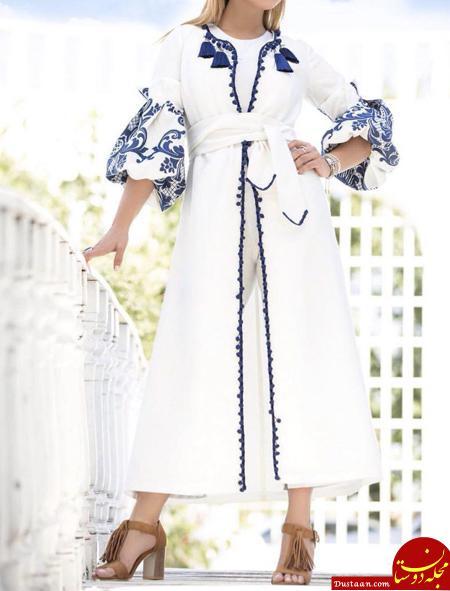 www.dustaan.com شیک ترین مدل مانتوهای تابستانی 97