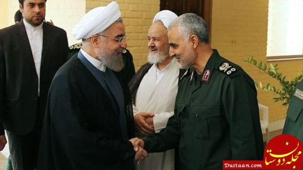 www.dustaan.com ناگفته هایی از تهدید نفتی روحانی و نامه سردار سلیمانی: برخی دچار خلط مبحث شده اند