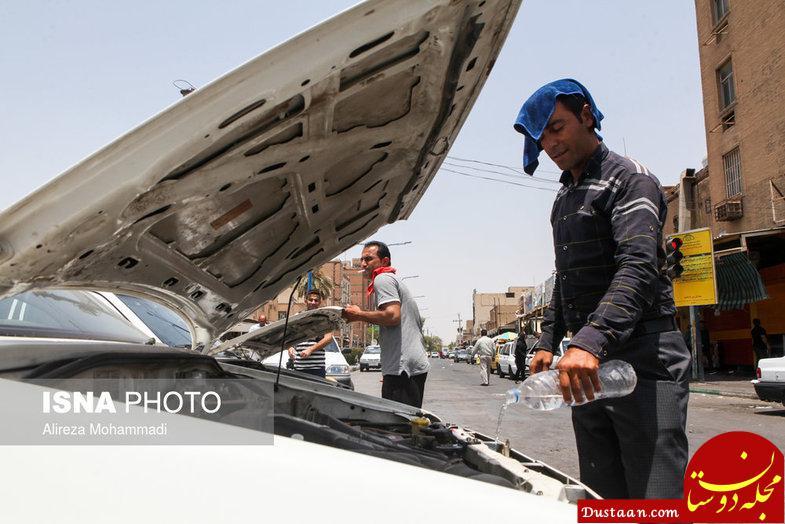 www.dustaan.com زندگی اهوازی ها در دمای 50 درجه +تصاویر