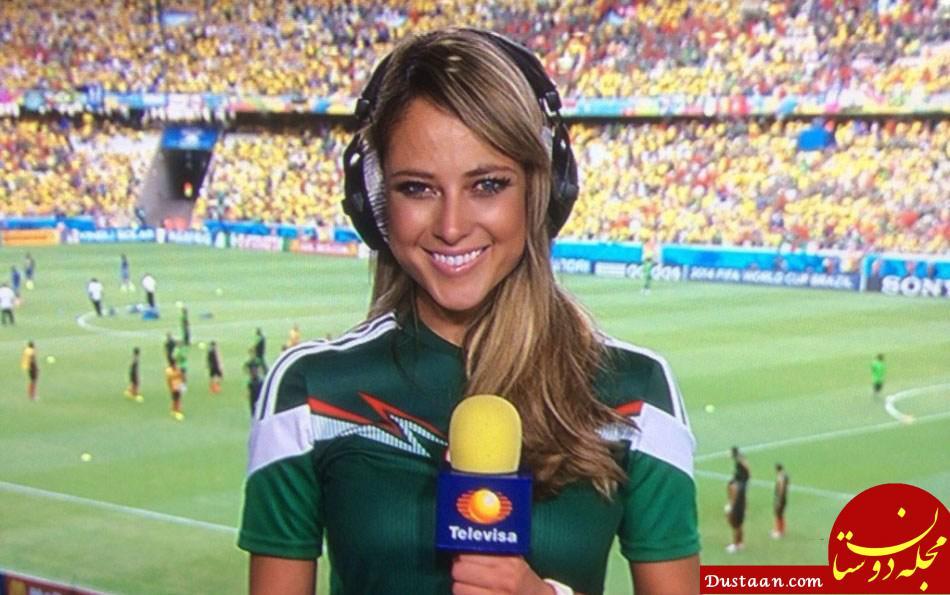 www.dustaan.com اعتراض خبرنگاران زن حاضر در جام جهانی ۲۰۱۸ به آزارهای جنسی