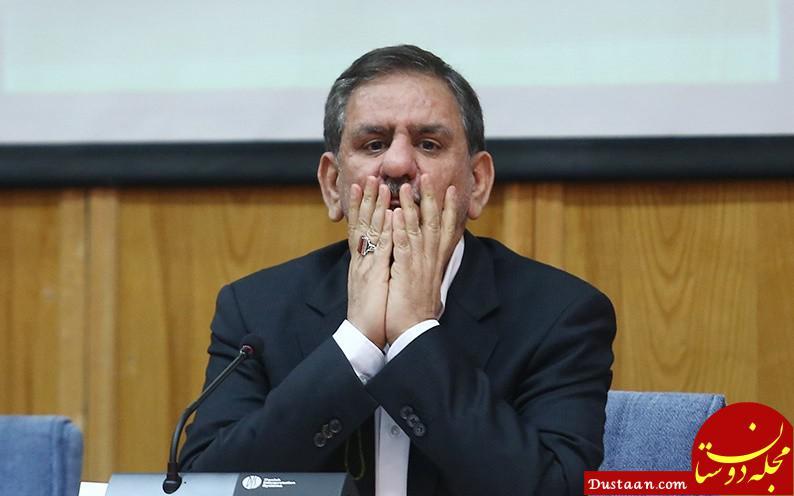 www.dustaan.com جهانگیری: آمریکا نمی تواند صادرات نفت ایران را متوقف کند