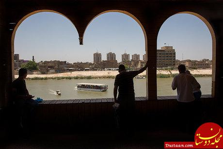 www.dustaan.com یک منبع آگاه: مشکلات رودخانه های خوزستان و بصره به ایران مربوط نمی شود