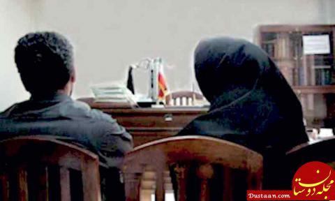 www.dustaan.com ازدواج همزمان زن مشهدی با دو مرد