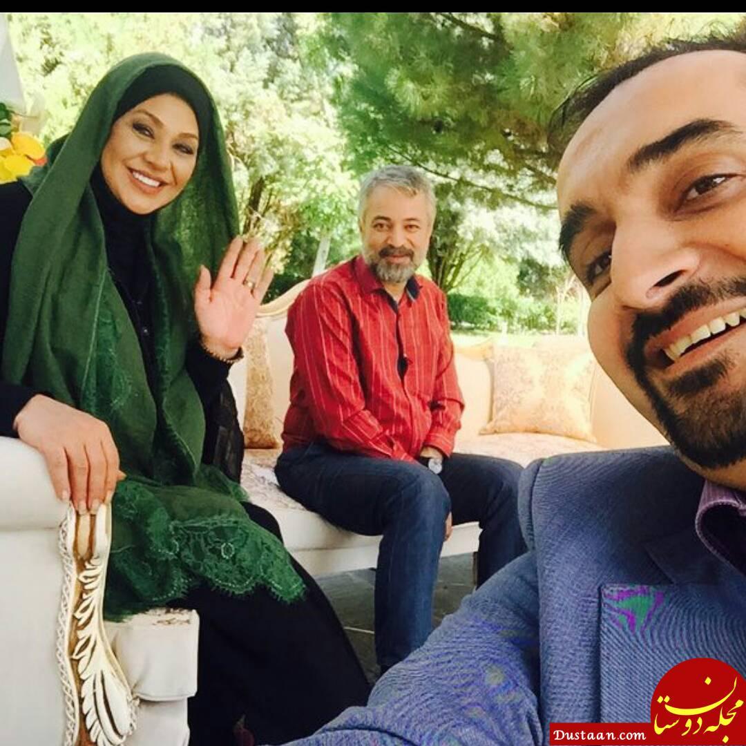 www.dustaan.com نیما کرمی: دنبال کننده های زیاد یکی از عوامل انتخاب مجری برای تلویزیون است!