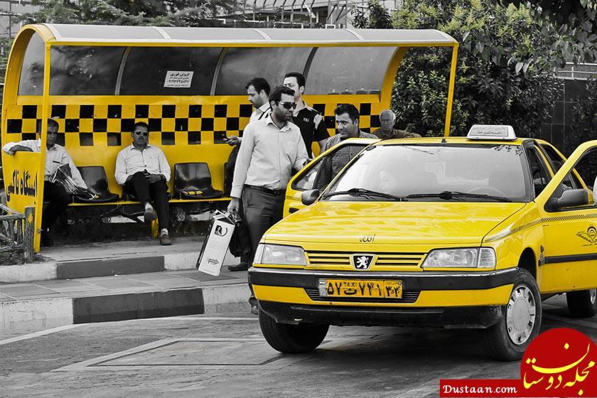 www.dustaan.com راننده تاکسی باید برای مسافران کولر روشن کند / دریافت «کرایه کولر» خلاف قانون است