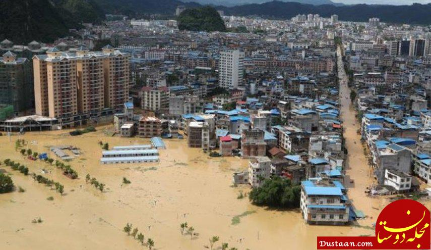 www.dustaan.com ژاپن موفق در مهار زلزله ناکام در مدیریت سیل!/ آمار تلفات سیل به 200 نفر رسید