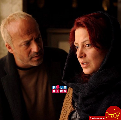 www.dustaan.com گریم دیدنی «امیر آقایی» در فیلم «روسی» +عکس