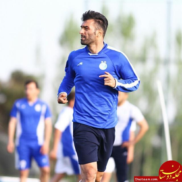www.dustaan.com عمران زاده: آقای وزیر ورزش! عالم و آدم می دانند شما و پسرتان پرسپولیسی هستید!
