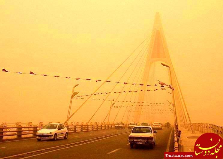 www.dustaan.com دمای 49 درجه در اهواز | دمای تهران 38 درجه