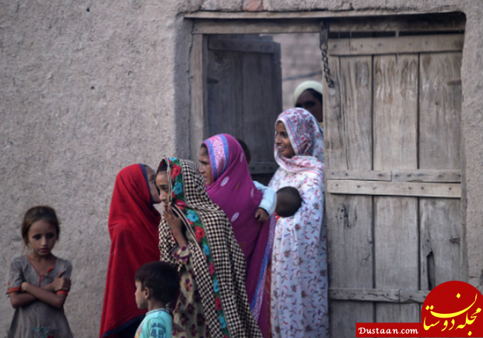 www.dustaan.com زنان این روستا تا به حال رای نداده اند! +عکس