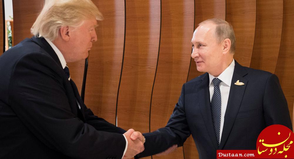 www.dustaan.com واشنگتن پست: توافق ترامپ و پوتین برای خروج ایران از سوریه
