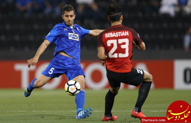 www.dustaan.com مجید حسینی به باشگاه استقلال رفت