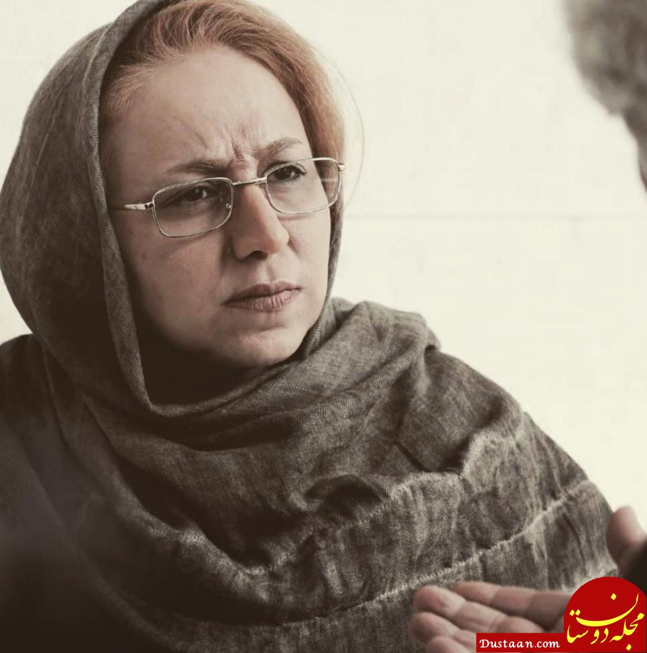 www.dustaan.com گریم عصبانی «بهنوش بختیاری»! +عکس