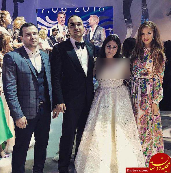 www.dustaan.com ازدواج جنجالی دختر میلیاردر با پیشخدمت! +عکس