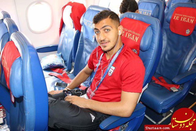 www.dustaan.com حسینی سرانجام پاسپورت اش را از باشگاه استقلال گرفت