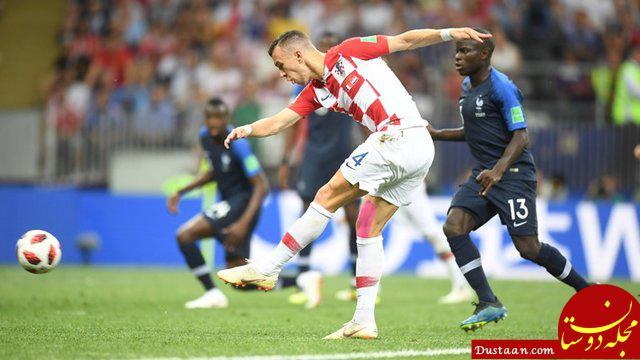 www.dustaan.com فرانسه 4   کرواسی 2 / قهرمانی مقتدرانه شاگردان دشان در جام جهانی