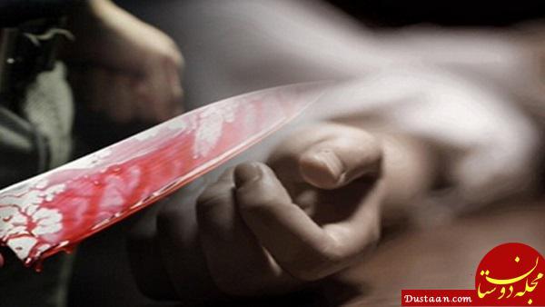 www.dustaan.com داماد، جانش را بر سر کتک زدن مادرزنش از دست داد