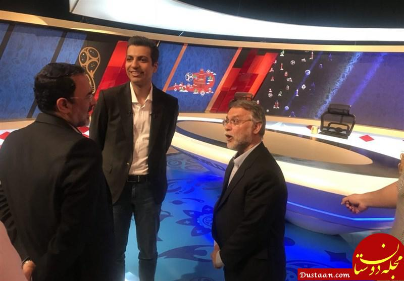 www.dustaan.com وعده معاون سیما درباره یک برنامه فوتبالی +عکس