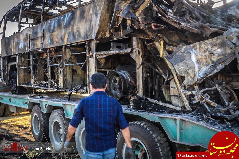 www.dustaan.com تانکر حمل سوخت مربوط به ایران بود و ربطی به عراق نداشت