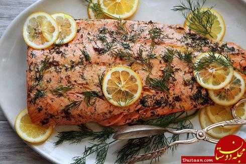 www.dustaan.com با خواص و فواید بسیار ماهی سالمون آشنا شوید