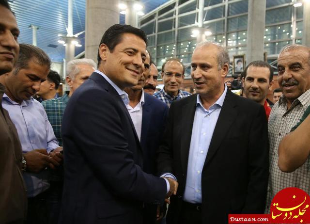 www.dustaan.com تاج: کی روش نگران 7 بازیکن سرباز است / فینال حق داوران ایران بود