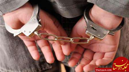 www.dustaan.com زورگیر 15 ساله در مشهد دچار سرنوشت پدرش شد