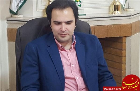 www.dustaan.com وثوق احمدی: قرارداد دلاری و یورویی در لیگ برتر بلامانع است