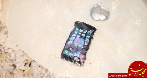 www.dustaan.com این گوشی 48 ساعت در اعماق اقیانوس دوام آورد! +عکس