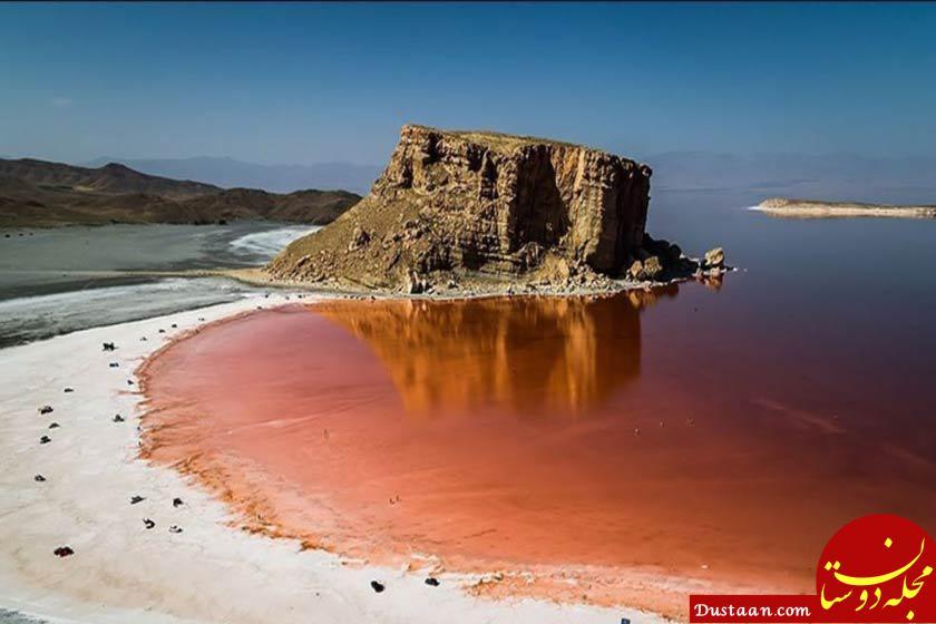 www.dustaan.com ۵۰۰ کیلومتر از دریاچه ارومیه پارک می شود!
