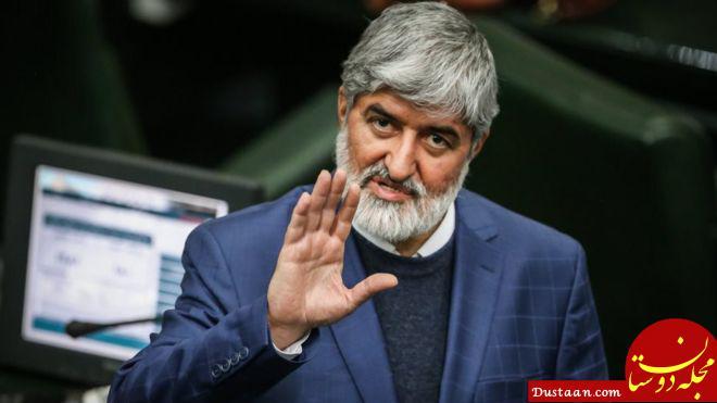 www.dustaan.com توضیح علی مطهری در رابطه با اظهارنظرش در مورد رئیسجمهور کرواسی