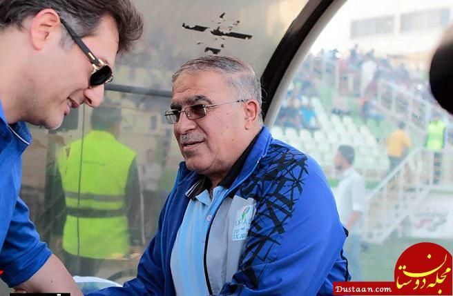 www.dustaan.com روشن: افتخاری مال این حرف ها نبود!