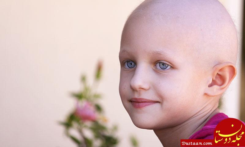www.dustaan.com علائم اولیه سرطان خون در کودکان