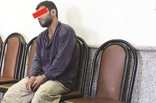 www.dustaan.com فریم  به فریم از یک «جنایت خیابانی»/ قتل همسر با ضربات چاقو