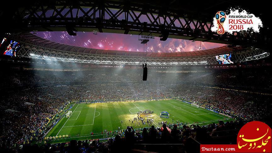 www.dustaan.com درآمد ۸۵۰ میلیاردی روسیه از جام جهانی 2018