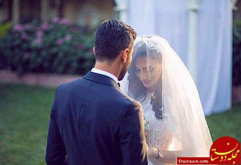 www.dustaan.com مراسم عروسی کاوه رضایی و فرنوش شیخی +تصاویر و بیوگرافی