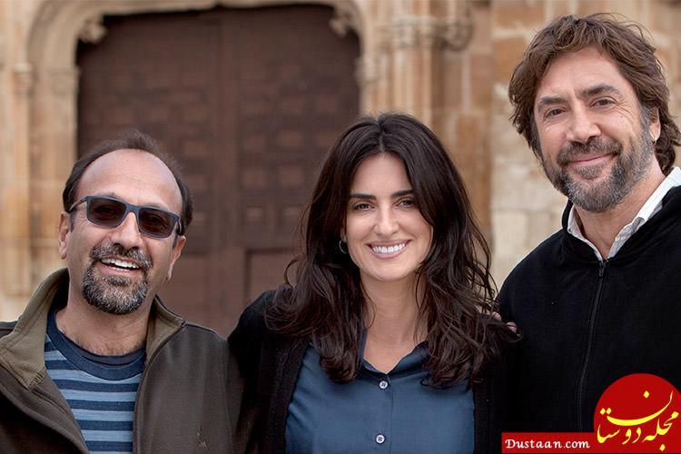 www.dustaan.com فیلم جدید اصغر فرهادی در ایران روی پرده خواهد رفت؟