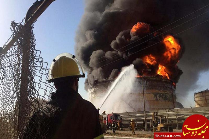 www.dustaan.com حادثه آتش سوزی خمین ۲ فوتی و یک مصدوم داشت