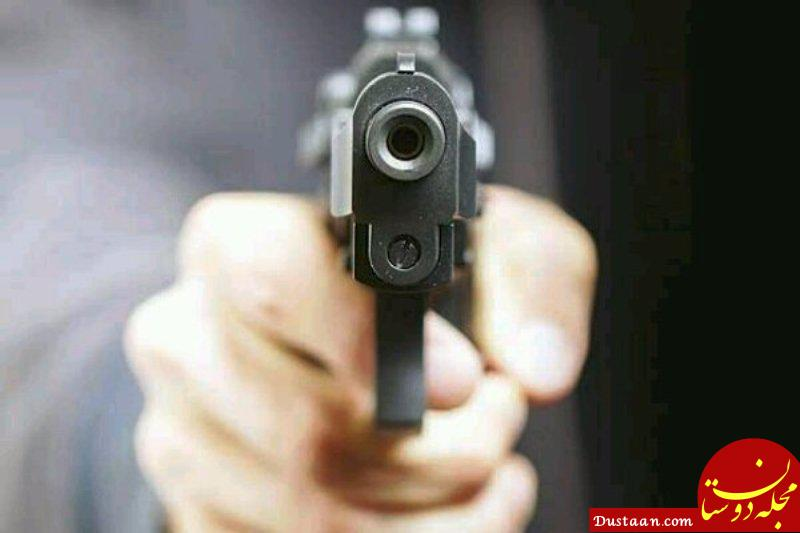 www.dustaan.com راننده آمبولانس هلال احمر کامیاران در تیراندازی کشته شد