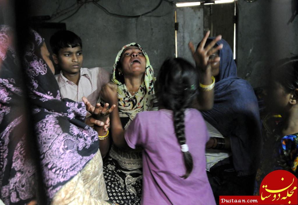 www.dustaan.com تجاوز 5 مرد فامیل به زن شوهر دار!