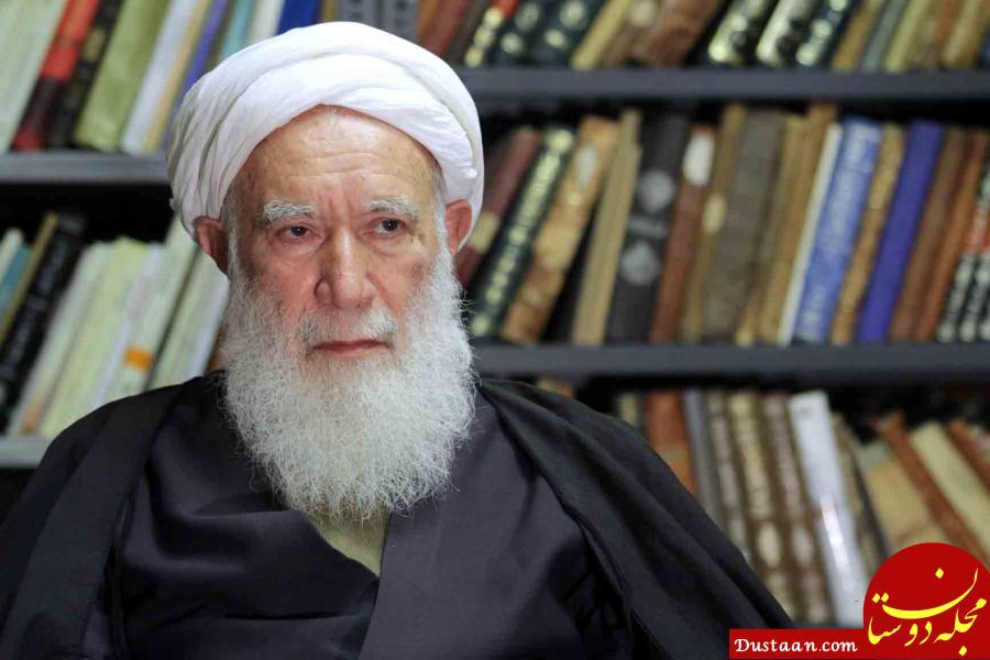 www.dustaan.com آیت الله مرتضی تهرانی درگذشت